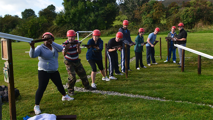 Crystal Maze In Carlingford Adventure