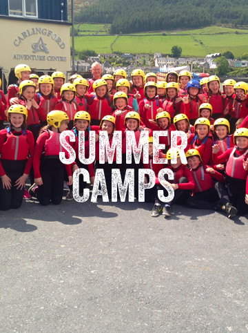Summer Camps In Carlingford Adventure