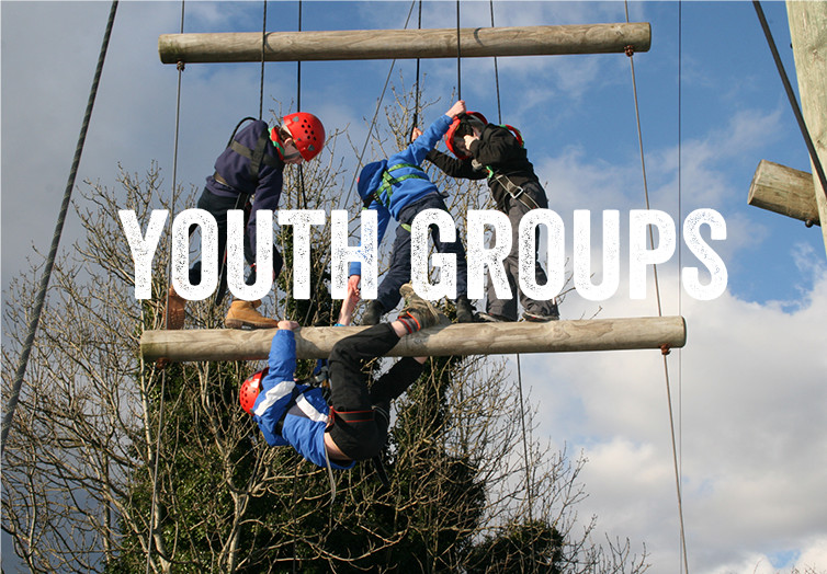 Youth Groups at Carlingford Adventure