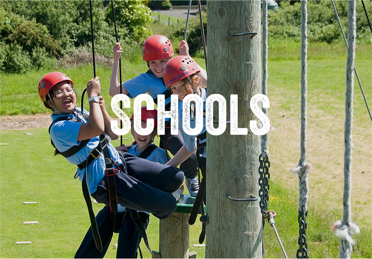 School Packages at Carlingford Adventure