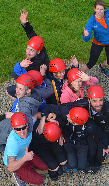 Team Building Packages CAC