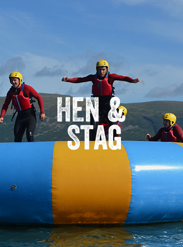 Carlingford Adventure Centre Hen and Stag