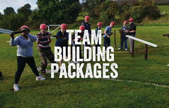 Team Building packages at Carlingford Adventure