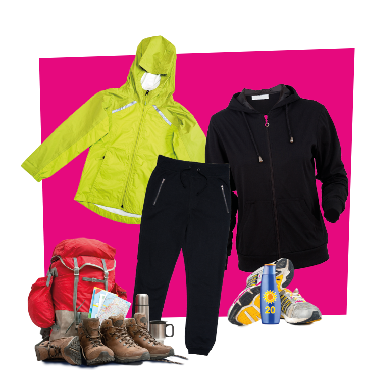 Clothes to bring at Carlingford Adventure
