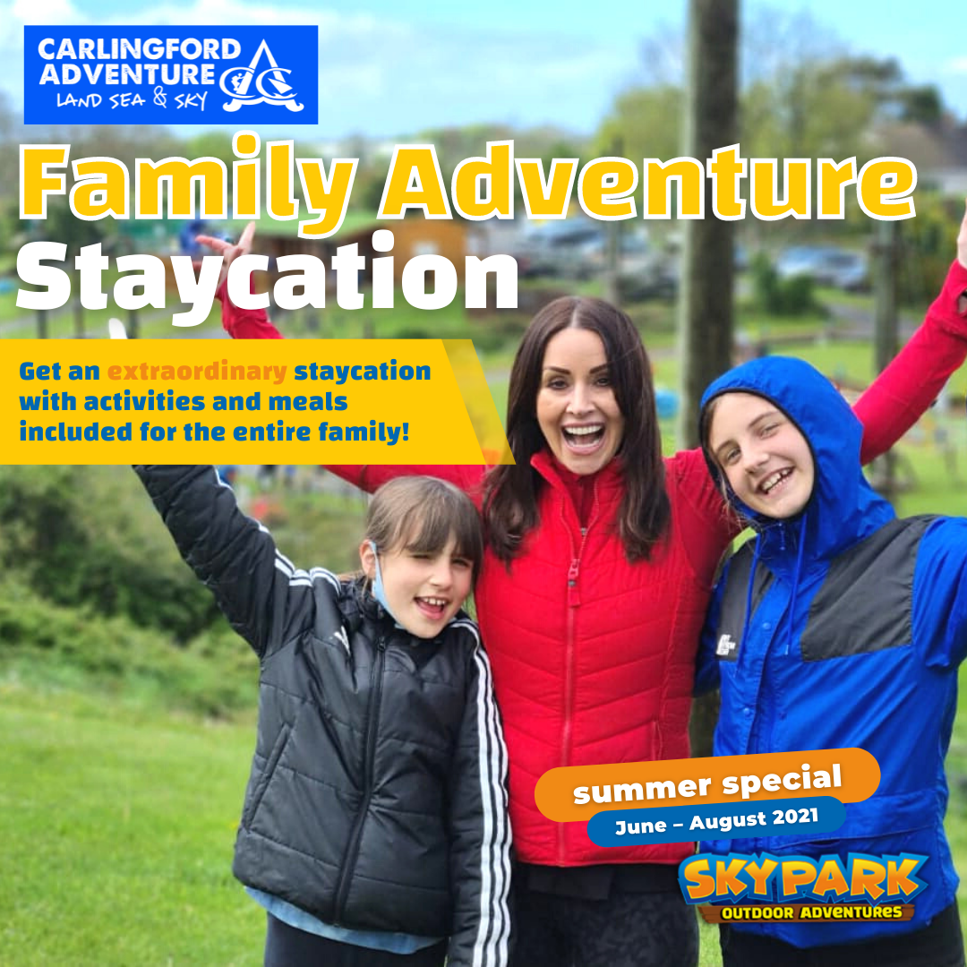 Summer Sizzler Staycation Tiles Carlingford Adventure